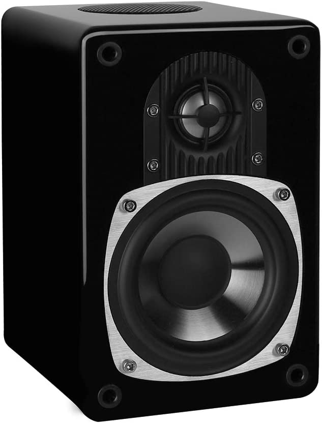 Ranking TOP1 Two-Way Bookshelf Shipping included Speaker with Inch Woofer 4