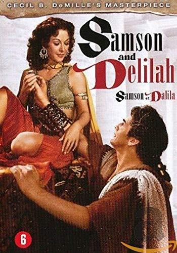 dvd - Samson & Delilah (1 DVD)