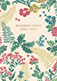 Cath Kidston: A5 Academic Diary (Twilight Garden) 2020-2021