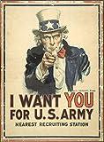 KODY HYDE Metall Poster - Lincoln Usa - Vintage