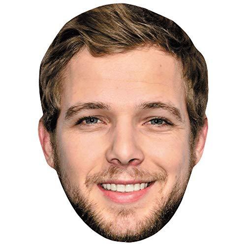 Celebrity Cutouts Max Thieriot (Smile) Big Head