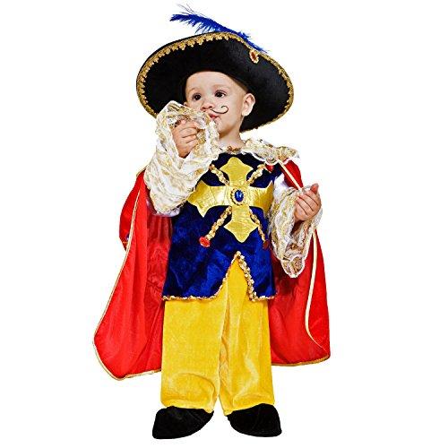 Costume Enfant Mousquetaire Aramis D'Artagnan France Chevalier Noble Carnaval Garde Royale (92)