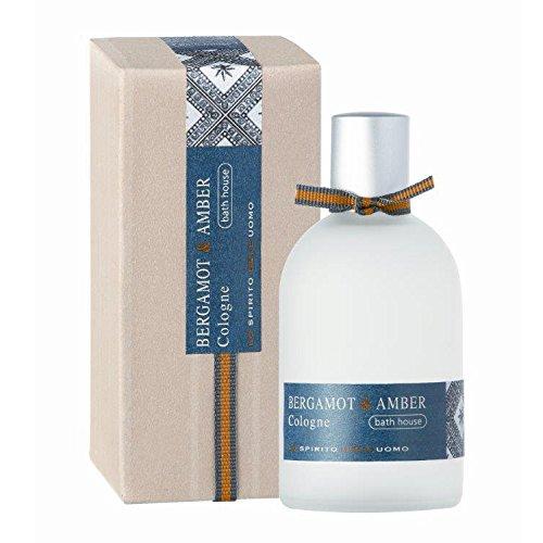 Bergamot & Amber For Men von The Bath House Cologne Spray 3.3 oz / 100 ml