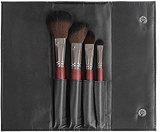 Coastal Scents 4 Everything Makeup Brush Set; Powder, Shadow, Blush, Foundation