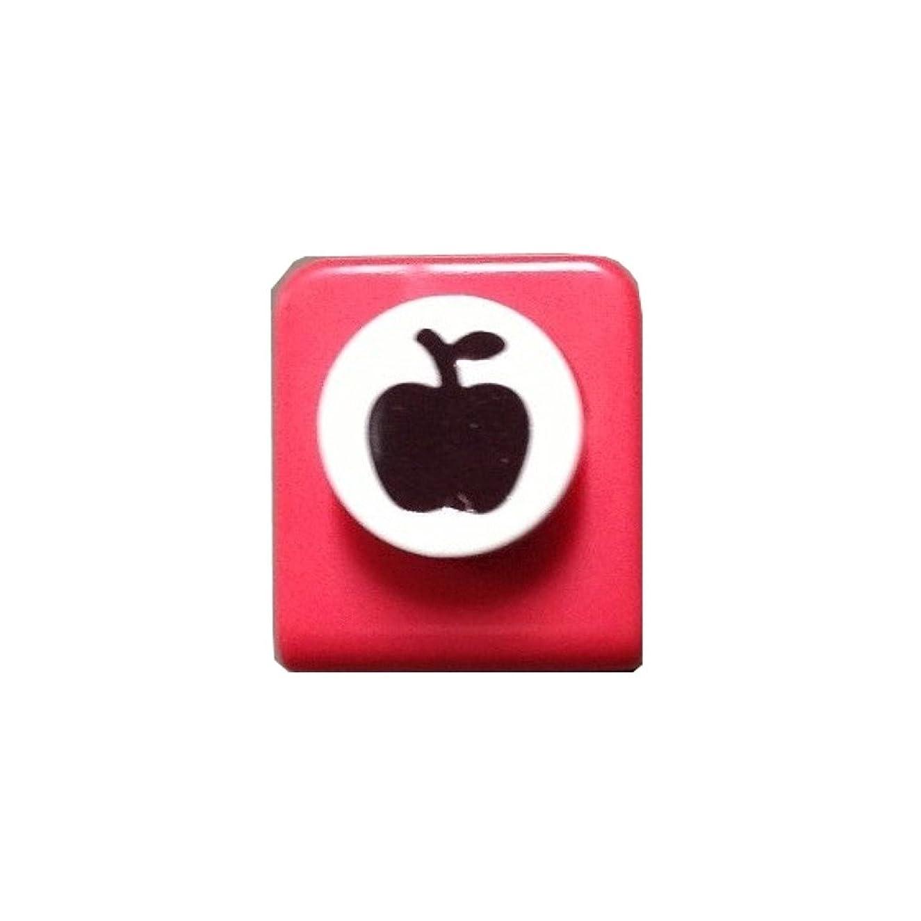 Carl Craft Mini Craft Paper Punch, Apple (CN12092)