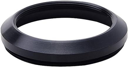 ETSUMI メタルインナーフード 46mm Panasonic LUMIX G 20mm/F1.7専用 ブラック E-6309