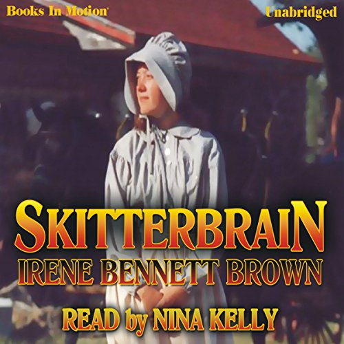 Skitterbrain audiobook cover art
