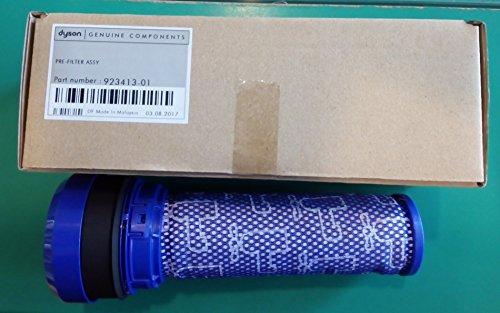 Filtro motore originale Dyson modelli DC53, DC37, DC33, DC39, DC28C codice originale 923413-01