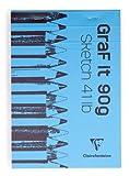 """Clairefontaine 96730C Skizzenblock """"Graf it"""""""