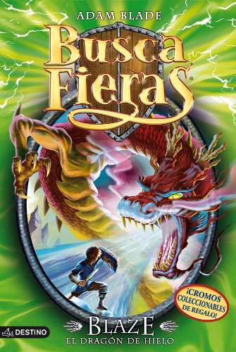 Blaze, el Dragón de Hielo: Buscafieras 23