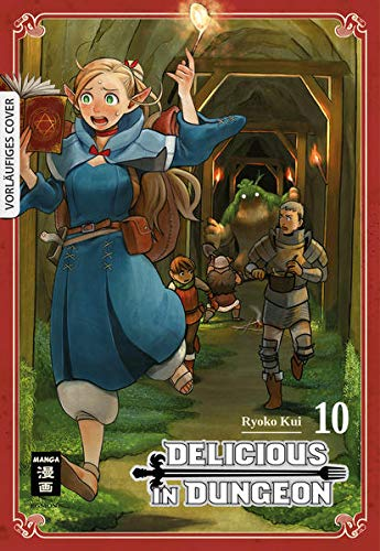 Delicious in Dungeon 10
