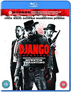 Django Unchained (Blu-ray) [2013] [Region Free] (B009VI63OE) | Amazon price tracker / tracking, Amazon price history charts, Amazon price watches, Amazon price drop alerts