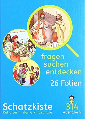 fragen - suchen - entdecken 3/4. Ausgabe Baden-Württemberg und Südtirol: Folienmappe Klasse 3/4 (fragen - suchen - entdecken. Ausgabe für Baden-Württemberg und Südtirol ab 2017)