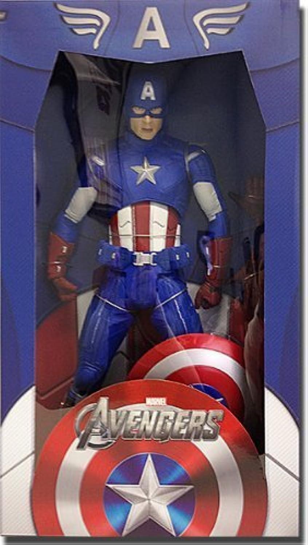 NECA Avengers Captain America 18  Action Figure, Scale 1 4 by NECA