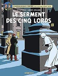 livre Blake & Mortimer, tome 21 : Le serment des cinq lords
