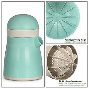 Funria m-312 Presse-agrumes manuel sans BPA Passe au lave-vaisselle