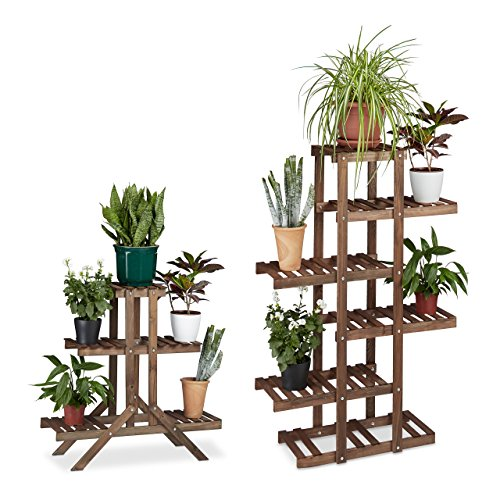 Pflanzentreppe Set Blumentreppe