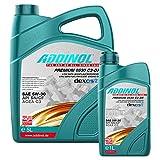 Addinol Motoröl 5W-30 Premium 0530 C3-Dx 5L + 1L