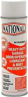Best national heavy duty garage door & operator lube Reviews