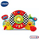 Vtech - Mon Baby Volant Tut Tut Bolides, Jouet Poussette