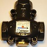 Válvula anticondensación para termostufe 'vtc511' mezclador térmico con cuerpo y tapa de fundido sferoidale. Usan para cargar de modo efficiente I Depósitos de Accumulo, proteggendo Le termostufe de Temperature de retorno Troppo bajas. El mantenime