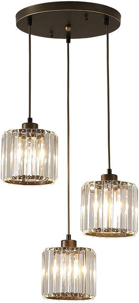 Saint mossi creatività domestica lampadario a goccia in cristallo moderno G447Y377