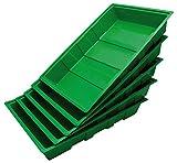 Biotop Pack de 5 bandejas para el Cultivo de Semillas...