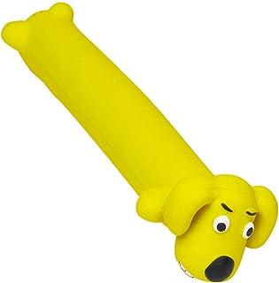 "Multipet International 61035 6"" Latex Loofa Dog Toy Assorted Colors"