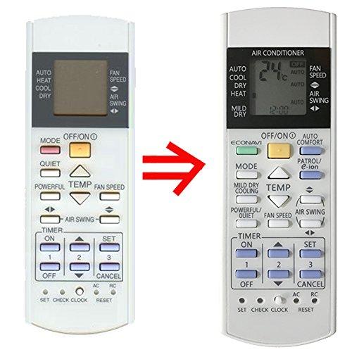 Mando a Distancia para Aire Acondicionado Panasonic A75C2913 CWA75C2913