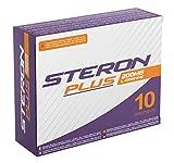 Steron Plus 200mg 10 Comprimidos | Potencia Inmediata Máxima, Acción Extendida, Sin Efectos Secundarios, 100% Natural