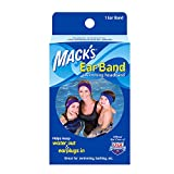 Mack's Ear Band Swimming Headband – Best Swimmer's Headband –...