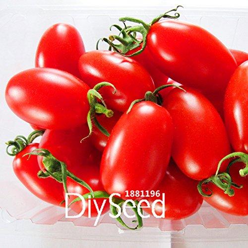 Nouvelles Graines fraîches 9 types de tomates cerises semences Fruits semences Légumes en pot Bonsai pot Tomates planter des graines 100 Pcs / paquet, # Z