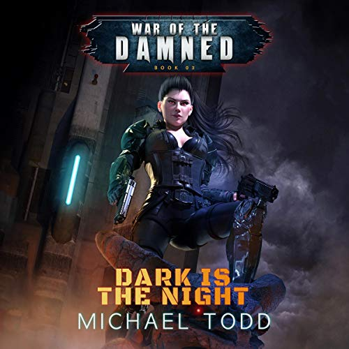 Dark Is the Night cover art