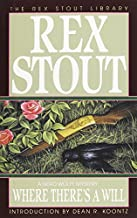 Where There's a Will (Nero Wolfe) by Rex Stout (1995-03-01)