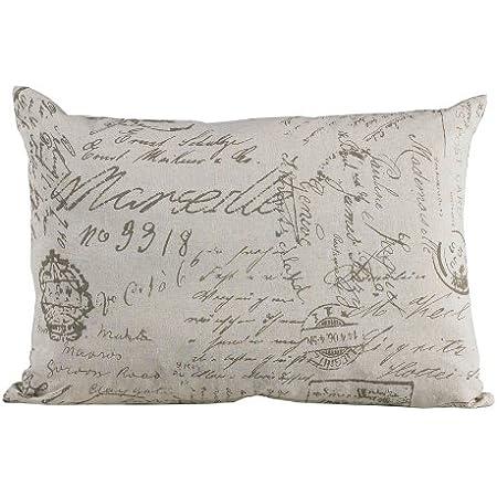 HiEnd Accents FB1827P1-OS-LT Decorative Throw Pillows Tan 14x36