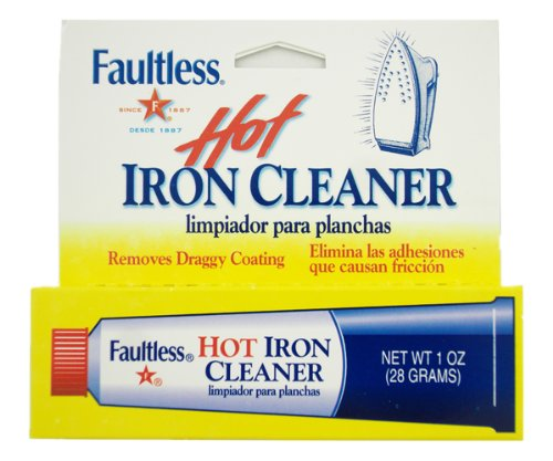 Faultless Hot Iron Cleaner (2 Pack)