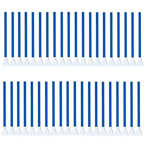 Wivarra Tamponi per la Pulizia del Sensore APS-C per Fotocamere Digitali DSLR o SLR (40 Tamponi, Nessun Detergente per Sensori)