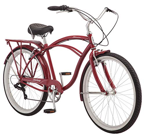 Schwinn Sanctuary 7 Comfort Cruiser Bike,...
