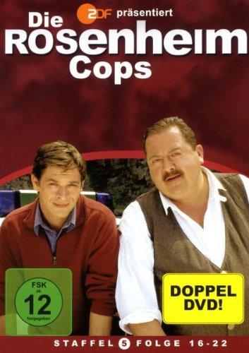 Die Rosenheim Cops - Staffel 5/Folge 16-22 (2 DVDs)