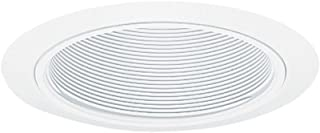 Juno Lighting Group 205W-WH 205 WWH Light, White Baffle with White Trim