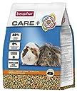 beaphar Care+ Meerschweinchen | Meerschweinchenfutter mit lebenswichtigem Vitamin C | Fördert den gesunden Zahn-Abrieb | Mit Omega 3 und 6 | 1,5 kg