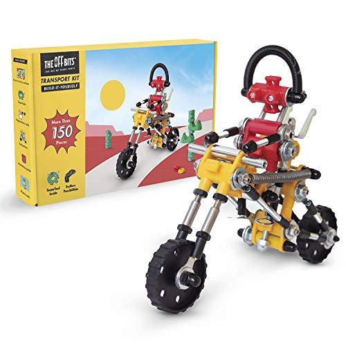 The OFFBITS- RiderBit, Biker más de 150 piezas - HC0007
