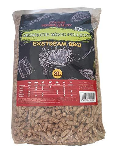 Exstream Mesquite - Bolsa para barbacoa (3 L)