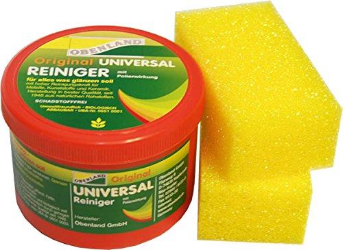 Obenland UNI-REIN - Original Obenland Universalreiniger 700 gramm mit 2 Schwämmen