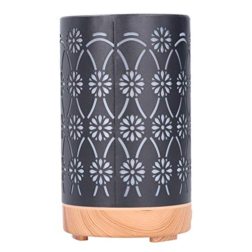 BrysonKally Humidifier 100ml Color Changing Aroma Diffuser Essential Oil Diffuser Ultrasonic Humidifier EU 100-240V Humidifier