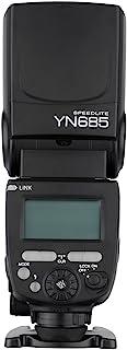 YONGNUO YN685 E TTL HSS 1 / 8000s GN60 2.4G Drahtloses Blitzgerät Blitzgerät Kompatibel mit Canon DSLR Kameras YONGNUO 622C / 603 Funksystem
