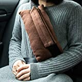 GNEGNI Seat Belt Pillow for Kids, Car Seat Travel Pillow to Protect Head Neck and Shoulder, Patient Care Surgery Recovery Support Cushion Pad, Seat Belt Cushions Pads Protectors for Child Adults