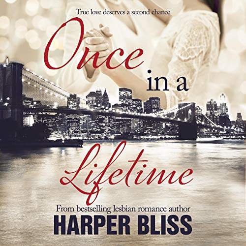 Once in a Lifetime audiobook cover art