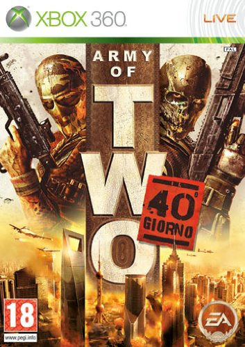 Army Of Two: The 40th Day [Importación italiana]