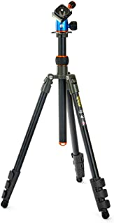 3 Legged Thing Punks Patti Magnesium Alloy Tripod System with AirHed Mini Designed for Everyday use Load Capacity of 10kg Ideal Starter Tripod